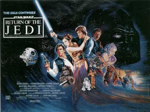The Battle Of Endor III (23) - Return of the Jedi Soundtrack