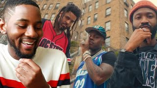Dreamville - Under The Sun ft. J. Cole, DaBaby & Lute (Official Music Video) 🔥 REACTION