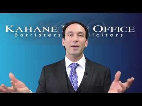 Non Solicitation Agreements by Kahane Law Office