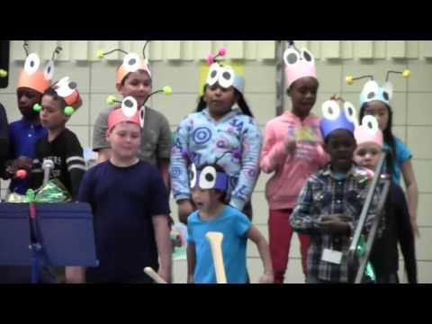 Palmer Lake Elementary 2nd Grade Music Program - April 21, 2016