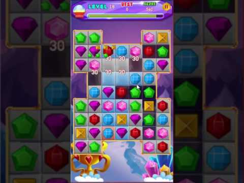 Jewel Games - Free Jewel Games - Match 3 Games