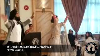 Bride + Groom Performance | Punjabi Wedding Performance | Bollywood Wedding Dance|