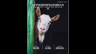 Fine dining Indian Food Magazine  February 2020 Issue 14