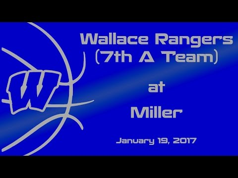 Wallace BB at Miller 01-19-17