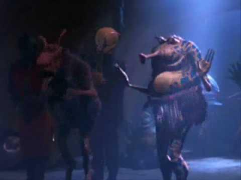 Star Wars Episode VI: Return of the Jedi - Jedi Rock's