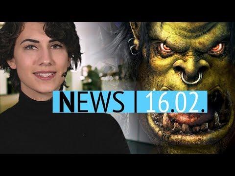 Blizzard lädt Top-Warcraft-3-Spieler zu geheimem Treffen ein - User verklagt Microsoft  - News