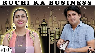 RUCHI KA BUSINESS | रूचि का बिज़नेस | A Short Movie Family Comedy | Ruchi and Piyush