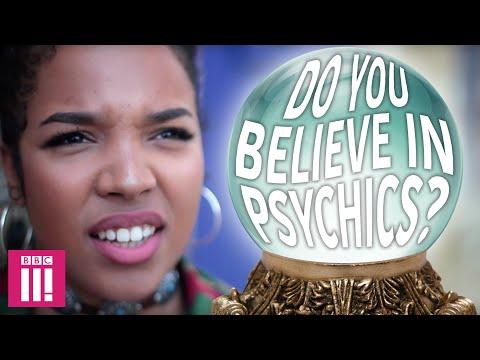 Do You Believe In Psychics?   Lauren's Story