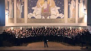 Brahms - Nachtwache I (UniversitätsChor München)