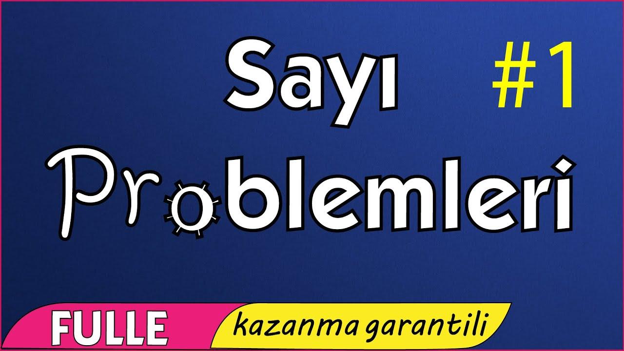 PROBLEM KAMPI-1 | PDF | SAYI PROBLEMLERİ KONU ANLATIMI