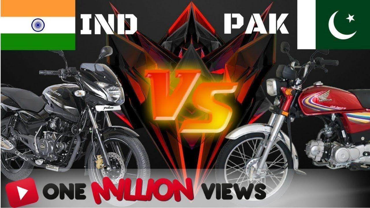 Top 5 Most Selling Bike India Vs Pakistan Youtube