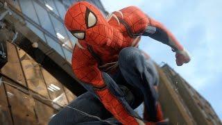 Spider-Man Trailer - Rewind Theater - E3 2016