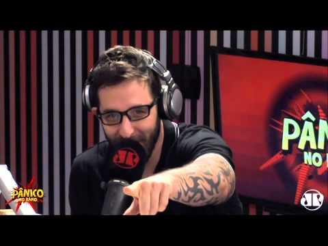 """Aqui Na Pan: """"Acho Que O Danilo Gentili Deu Uma Enlouquecida"""", Diz Rafinha Bastos"""
