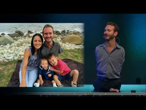 Nick Vujicic | Unstoppable Faith