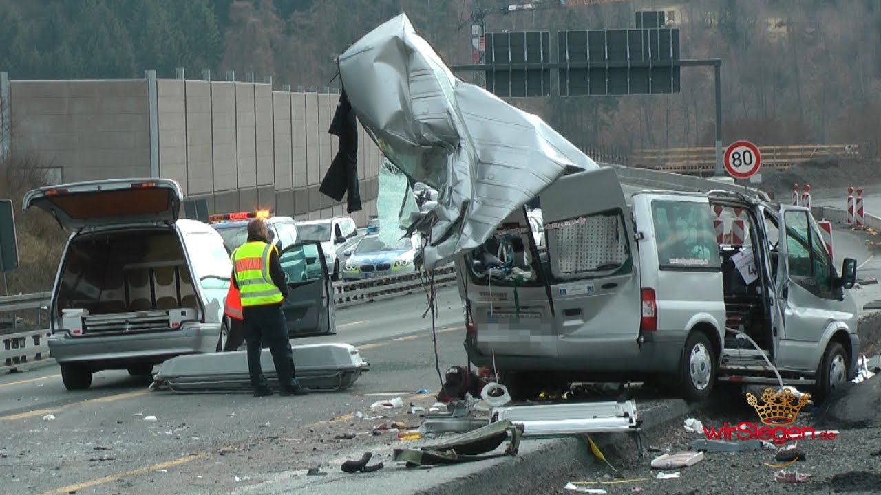 Unfall A45 Aktuell