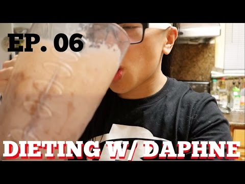 Dieting w/ Daphne Ep  06 (I CHEATED ON MY DIET TWICE, OVERCOMING BINGE EATING DISORDERS)