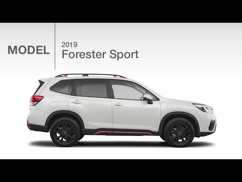 2019 Subaru Forester Sport   New Model Review
