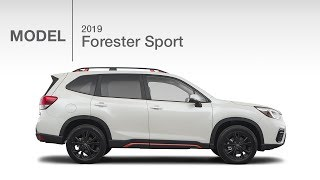 2019 Subaru Forester Sport | New Model Review