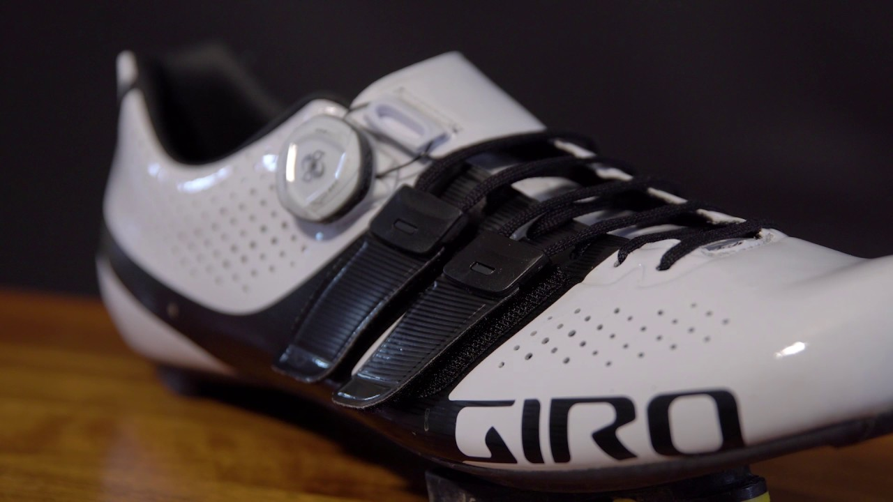 3c83b7a7d0b Giro Factor TechLace Shoes. Competitive Cyclist