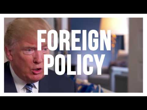 Next Four Years: Foreign Policy