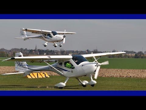 Ultraleicht-Pilotenausbildung MG flyers Ultraleicht-Flugschule GmbH, Flugplatz Erkelenz Kückhoven