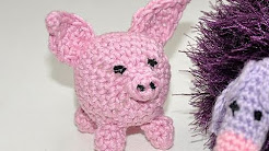Häkeln Amigurumi Schweinchen Youtube