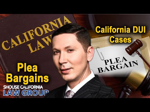 Lesser Offenses in a California DUI case