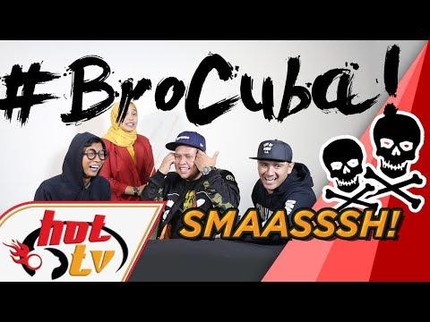 Bro Cuba : Game silent sampai kena libas!