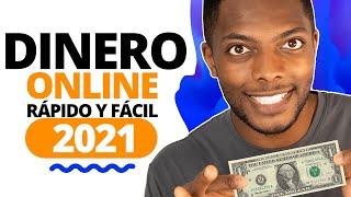 COMO GANAR DINERO POR INTERNET  RÁPIDO, FÁCIL Y SIN INVERTIR 2021