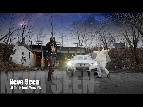 Lil Chris feat. Yung Fly - Neva Seen (Music Video)