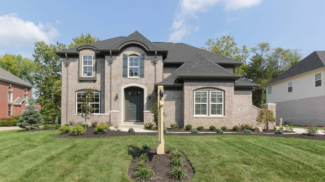 The clay floorplan by fischer homes new home in franklin for Home by home