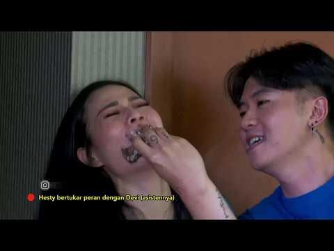 ANDAI - Hesti Klepek Klepek Di Kerjain Rafael (10/11/18) Part 1