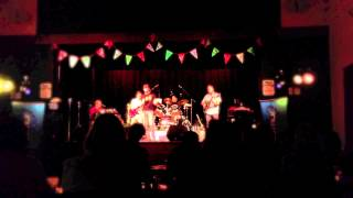 Rhode Trip Performing When the cookie Jar is empty - Live at Plumton fest 2013