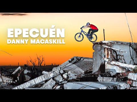 Danny MacAskill - Epecuén - 2014