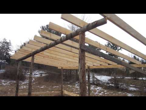 download youtube natural building on site framing materials