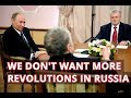 watch he video of Russian Politicans Agree: Bolshevik Revolution Was a Catastrophe For Russia