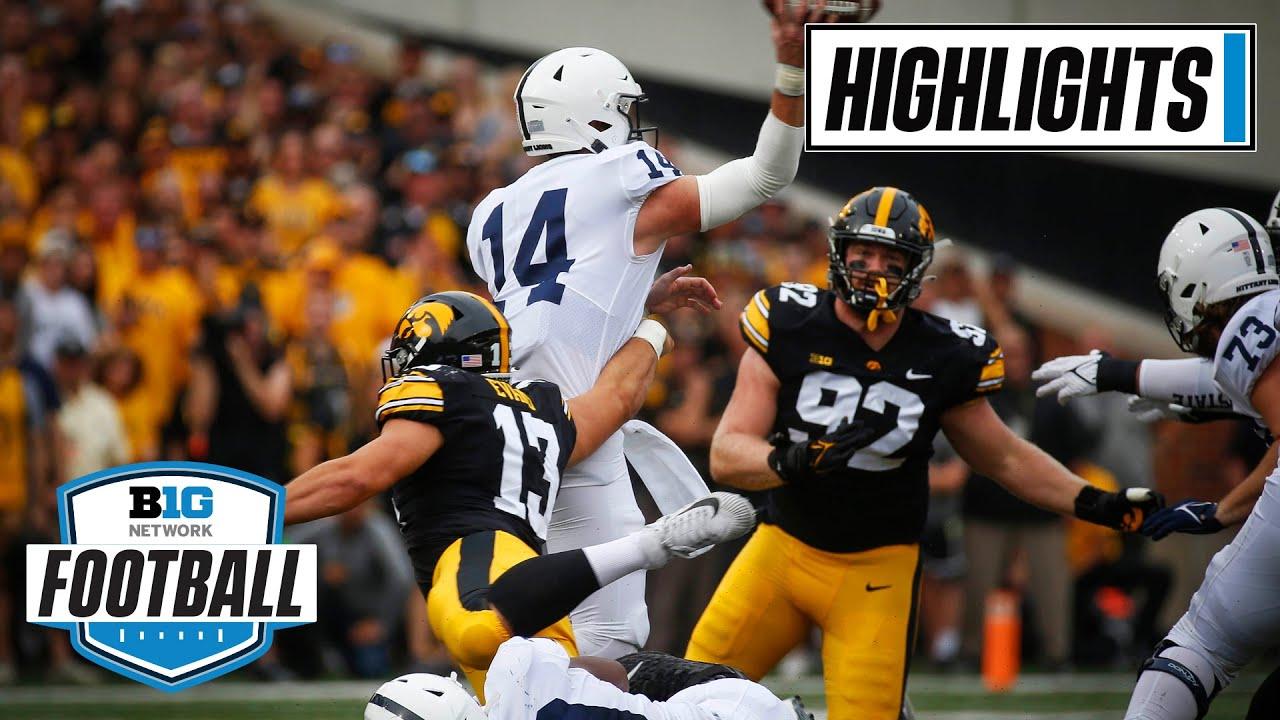 Penn State vs. Iowa - Game Recap - October 9, 2021 - ESPN
