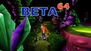 Beta64 - Crash Bandicoot feat. FootofaFerret