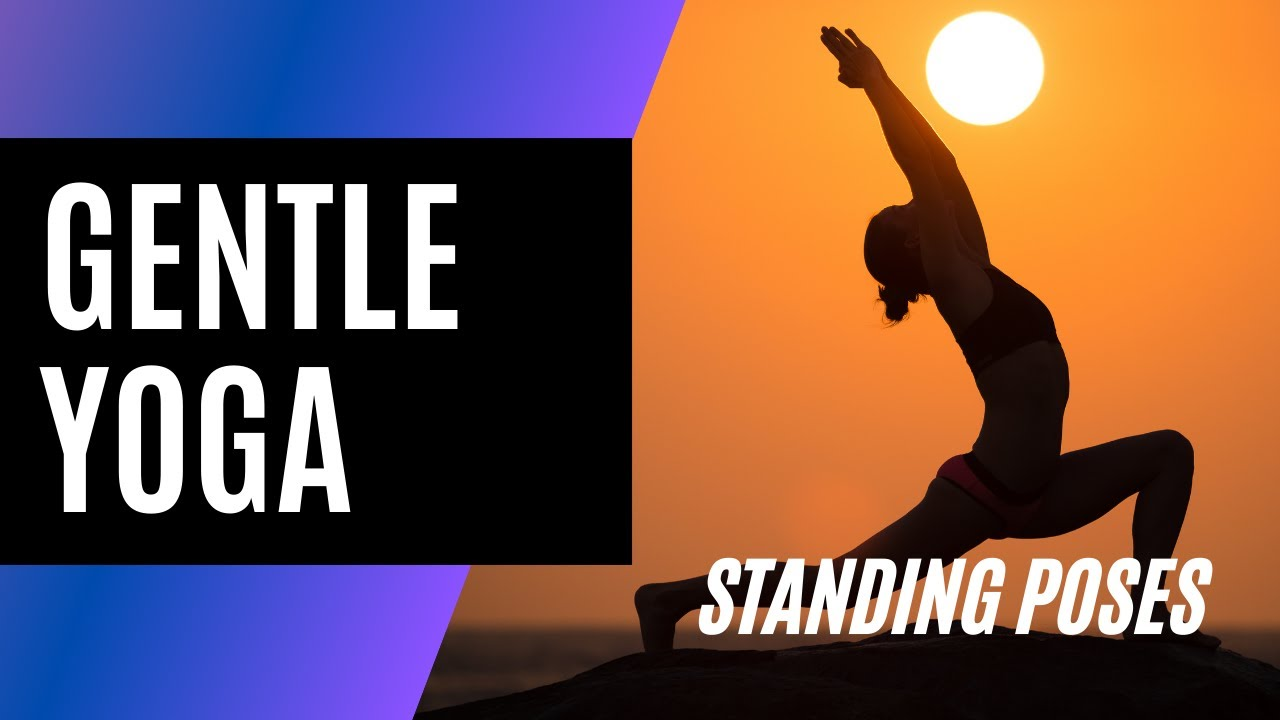 inflexible people. from bodywisdom\u0027s yoga for inflexible people - standing poses youtube