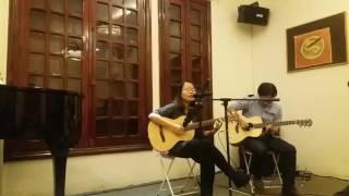 Loanh Quanh (Go Around) - Mademoiselle (Live at Salon Văn hóa Cà phê thứ Bảy)