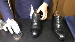 靴磨き Shoeshine CARMINA Uncut Edition ASMR