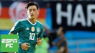 Mesut Ozil retires from German national team, cites