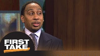 Stephen A. Smith's rant on Chiefs: I'm looking at them totally different now   First Take   ESPN