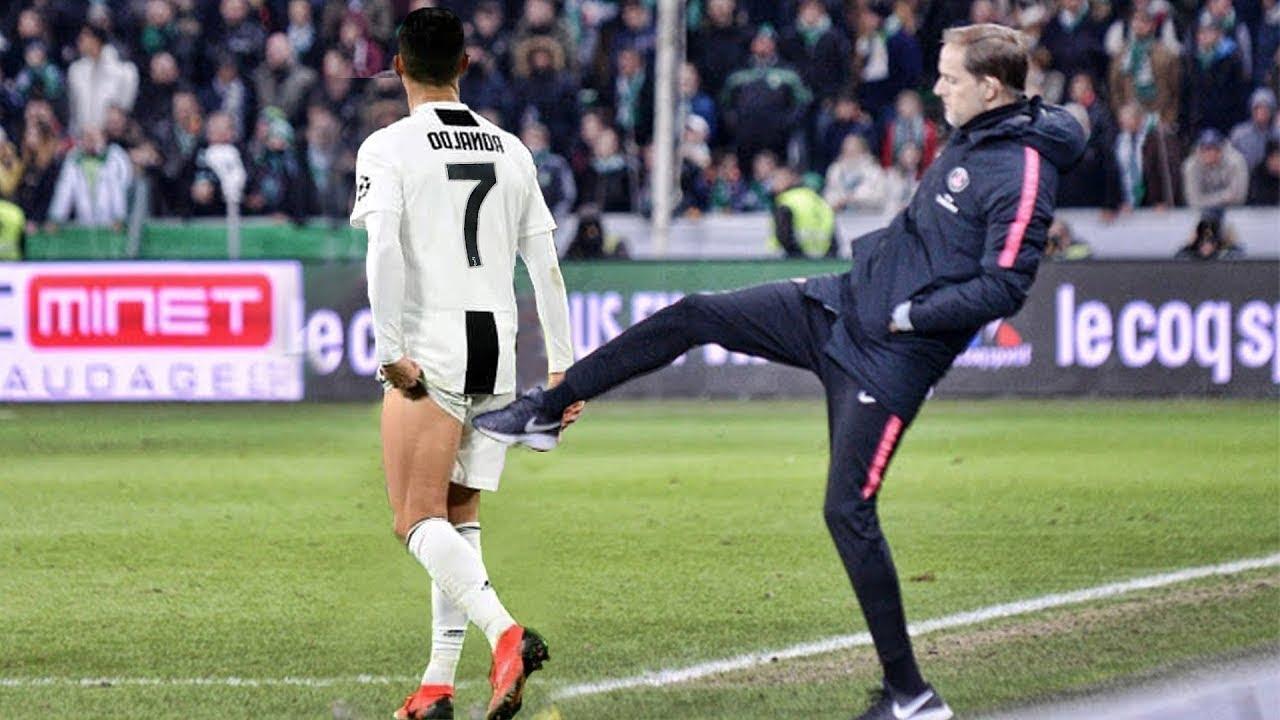 Photo of أكثر اللحظات المضحكة في كرة القدم ….!! أتحداك ما تضحك 🤣🤣 – الرياضة