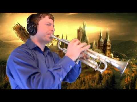 """Leaving Hogwarts (from """"Harry Potter"""") Trumpet Cover"""
