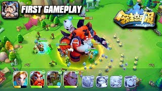 [Android/IOS] Plan of Attack - RTS Strategy Gameplay