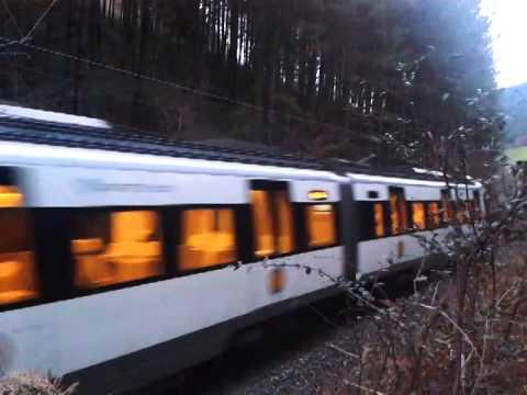 EuskoTren 900 Mallabia