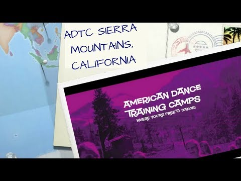 CA Dance Camp: American Dance Training Camps Sugar Bowl, CA