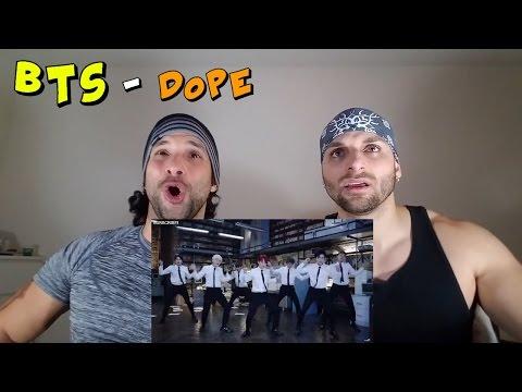 BTS - DOPE | REACTION