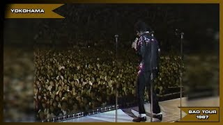 Michael Jackson - Shake Your Body - Live Yokohama 1987 - HD